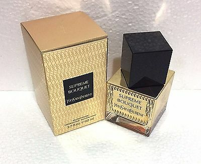 Yves Saint Laurent YSL SUPREME BOUQUET 25 ML,.85 fl.oz Sample in Glass Atomizer.