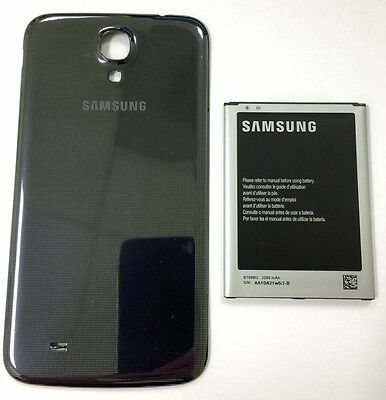 New OEM Samsung Galaxy Mega 6.3 i9200 I9205 I9208 Battery 3200mAh + GRAY DOOR