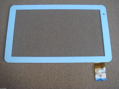 "Vitre tactile 10"" pour tablette POLAROID MID1047 (version 1) - 18375"
