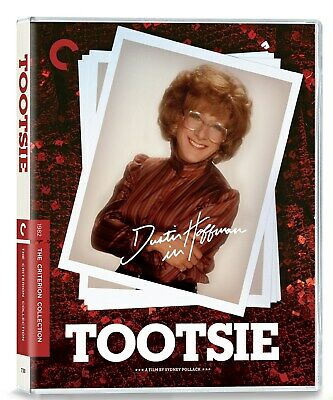 Tootsie - The Criterion Collection (Restored) [Blu-ray]