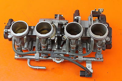 07-08 Yamaha Yzf R1 Oem Main Fuel Injectors / Throttle Bodies