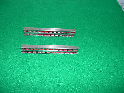 """Machinist 6"""" Parallel Blocks 1"""" by 7/16"""" (4 Way Use)"""