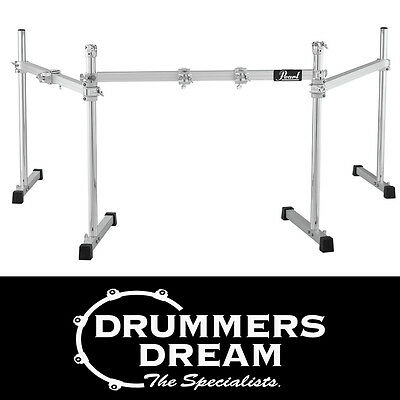 Brand New Pearl Drum Rack 3- Sided Straight bars Icon DR503