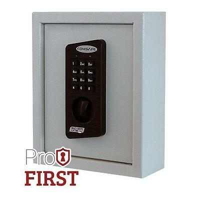 Pro First Keystor 20 Electronic Key Safe Key Cabinet For 20 Keys with Tags