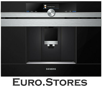 Siemens CT636LES1 Built In Fully Automatic Centre Coffee Machine Genuine