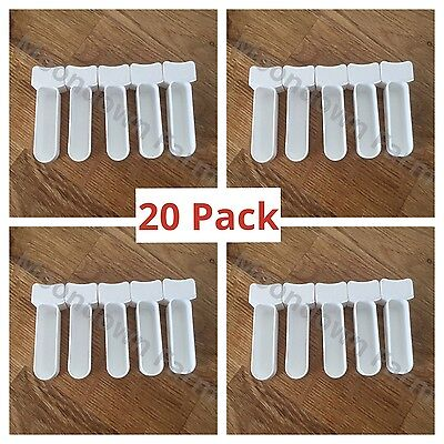 10 X Finger Drawers Egg Food For Cage & Aviary Birds Finches Canaries