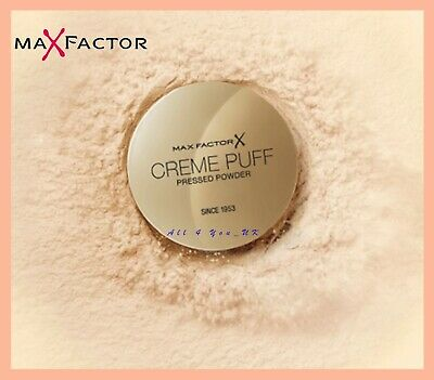 Max Factor Creme Puff Compact Powder ~~ Please Choose Your Shade~~