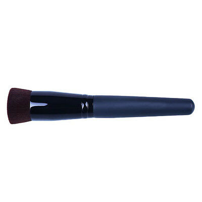 Bare Mineral Liquid Foundation Brush Makeup Facial Care Soft Wooden Brush