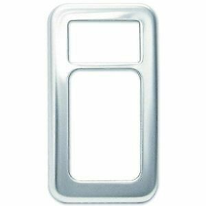 Freightliner Chrome Paddle Switch Bezel fits Century