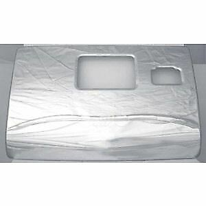 Peterbilt Chrome Glove Box Cover w Engraving Standard