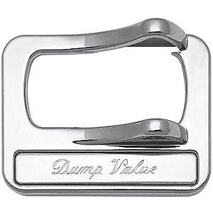Peterbilt Chrome Dump Valve Switch Guard Cover