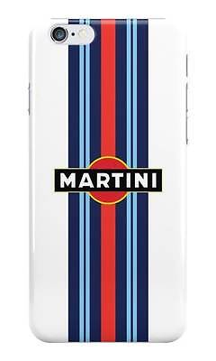 New Martini Racing Art Logo Fit For Iphone Samsung And Ipod Cover Case