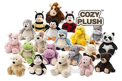Heatable Cozy Plush Toys - Warm me in the microwave