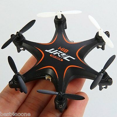 JJRC H18 2.4G 4 Channel 6-Axis Nano Hexacopter Drone RTF RC Quadcopter 3D Flips