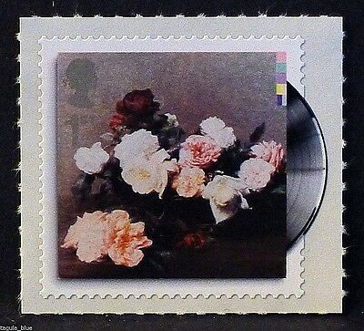 """Power Corruption and Lies"" (New Order) Album Cover on 2010 stamp - U/M"