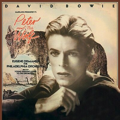 David Bowie - Prokofiev: Peter and the Wolf