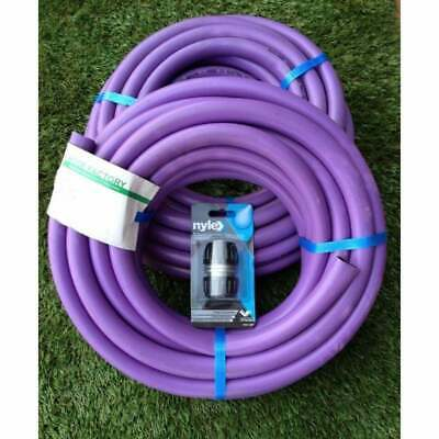 "Sullage Grey Water Garden Hose 2 X 15M 18MM - 3/4""  Free Joiner Australian Made"