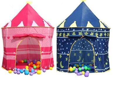 Cute Playhouse Game House Play Tent  for Kids Child Christmas Gift