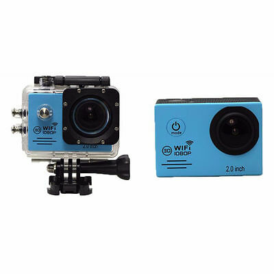 SJ7000 WiFi Full HD 1080P Action Camera Sports Bicycle Motorcycle CAM Camcorder