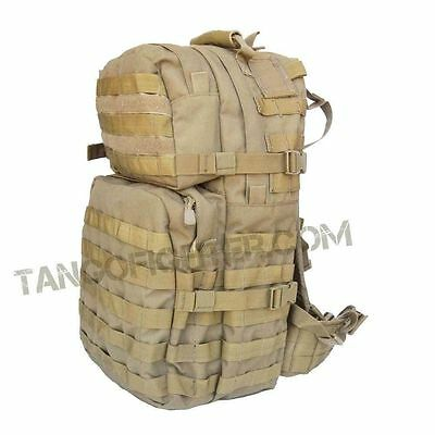 CONDOR #129 MOLLE 2 Days MOLLE Medium Assault Patrol Pack Hiking Backpack TAN