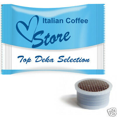 50 Italian Coffee Espresso Point Capsules Top Decaf  Selection 100% Arabica