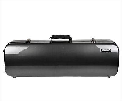 Jakob Winter JWB 2025 CA, ABS Carbon Design 4/4 Violin Case Black **NEW**