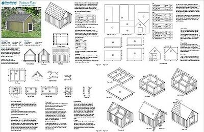 Large dog house plans gable roof style doghouse 90304g pet size up large dog house plans gable roof style doghouse 90304g pet size up to 150 lbs malvernweather Image collections
