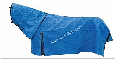 Canvas Ripstop Water Resistant Combo Horse Rug - Wool lined