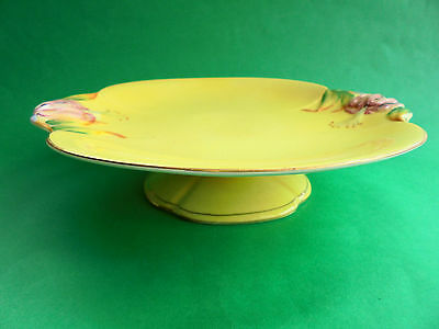 Royal Winton Tiger Lily Pedestal Cake Stand
