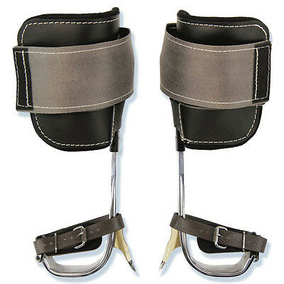 Buckingham Aluminum Spurs with Hydra-Cool Pads