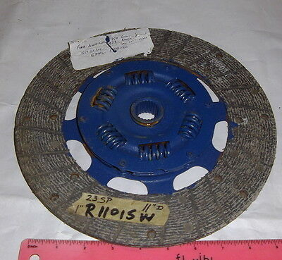 Ford Edsel Ranch Wagon 1958-61 Clutch Plate - N.o.s.