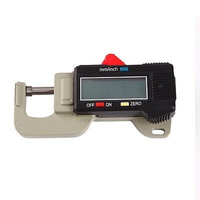 2016 Quick Digital Thickness Gauge 0-14.8mm/0-0.58inch For Pearls Gems&Diamonds
