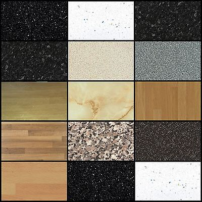 Laminate Kitchen Counter Tops1 M/1.5 M/2 M/3 M in VARIOUS COLOURS & SIZES