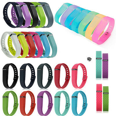 Silicon Replacement Wristband Watch Strap Accessory + Clasp For Various Bracelet