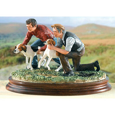 "Border Fine Arts ""At the Slip"" Figurine - Limited Edition of 500"