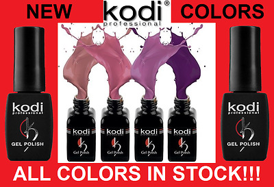 Kodi Professional - Gel LED/UV Nail Polish Color 8 ml. SALE!!!