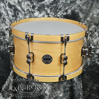 DW PDP 7x14 Classic Wood Hoop Snare Drum with Claw Hooks