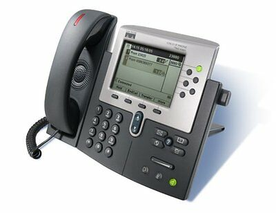 Cisco CP-7960G VOIP Business Phone - w/ Warranty