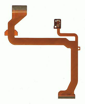 Panasonic NV-GS15 NV-GS21 NV-GS25 NV-GS28 LCD Screen Flex Cable Replacement Part
