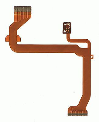 Panasonic NV-GS6EE NV-GS6GC NV-GS6 LCD Screen Flex Cable Replacement Part NEW