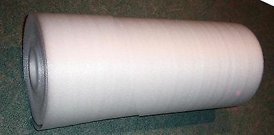 ~~Foam Roll Extra Thick. Xtra Protection. 4Mm Thick 12 M Long Free Shipping~