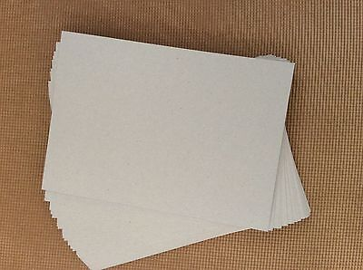 Cardboard / Boxboard A4 (Thick & Sturdy Packing Card) 100 sheets
