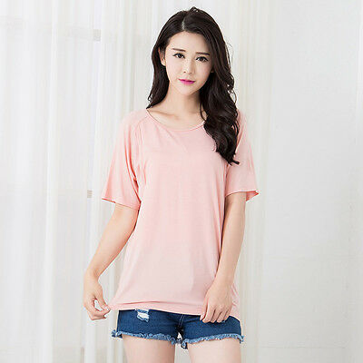 Maternity Nursing Tops Clothes Breastfeeding Clothing Pregnancy Tops Summer Tees