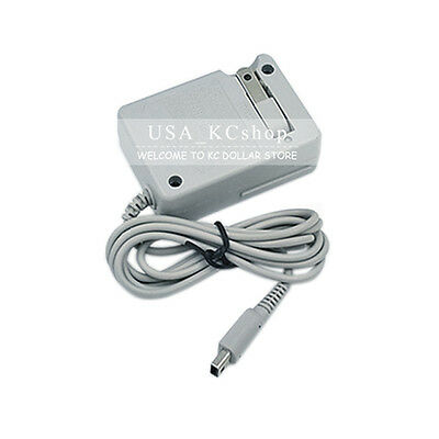 New Wall Charger AC Power Adapter for Nintendo NDSI 3DS NDSILL 3DSLL XL Generic