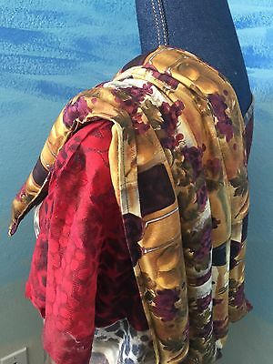 """rice flax heat pad hot/cold shoulder neck wrap pack long 25""""x7""""PICK SCENT"""