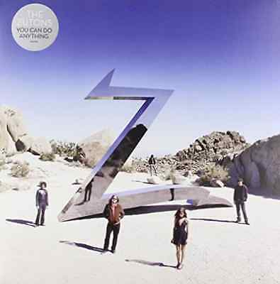 "The Zutons-You Can Do Anything  Vinyl / 12"" Album NEW"