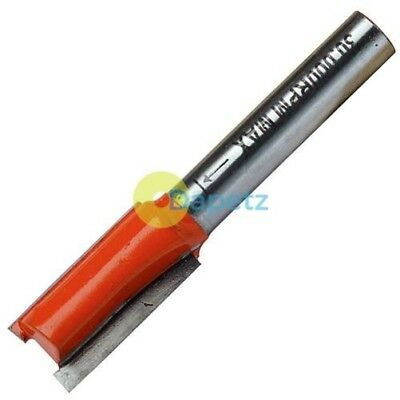 """1/4"""" Router Bit, Straight Cutter, Routing, Bits,3 4 5 6 8 10 14 15 18 x 12 20 mm"""