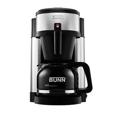 BUNN Velocity Brew 10-Cup Home Coffee Brewer NHS New