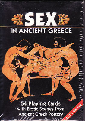 Playing cards: Sex in ancient Greece