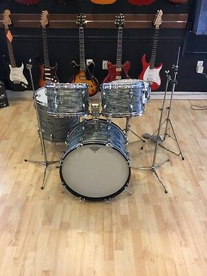Gretsch Round Badge 5 Pc Kit W/hardware 1960's